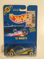 Hot Wheels Blue Card