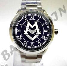 Hot Love Moschino Milano Sport Metal Watch Men's Accessories Hot Gift Box