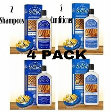 4 PACK NEW IN THE MARKET Tio Nacho thicker effect Hair  Shampoo & Conditioner .