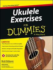 Ukulele Exercises for Dummies by Brett McQueen, Alistair Wood (editor)