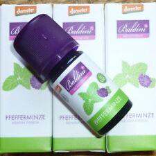 2 ST Baldini Aromatherapie PFEFFERMINZE Demeter Bio reines ätherisches Öl 10ml