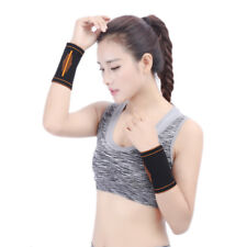 2pcs Breathable Hand Wrist Support Band Protector Brace Elastic Injury Sport