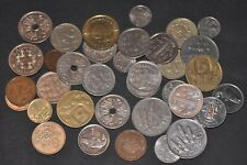 Weeda Finland/Denmark/Iceland lot of coins, offered as received