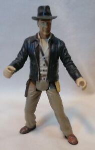 "INDIANA JONES - Indiana Jones 4"" Figure Raiders Of The Lost Ark Disney LFL 2000"