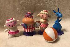 Doc Mcstuffins Toy Figures Disney Lot PVC Toys Just Play