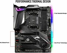 MSI MPG X570 Gaming PRO Carbon WiFi Motherboard (AM4, DDR4, USB 3.2 Gen 2, ATX)