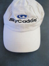 Baseball Cap Light Gray Hat SkyCaddie SkyGolf Adjustable Embroidered Golf #2