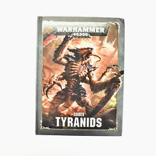 TYRANIDS Codex army book Warhammer 40K