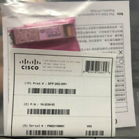 New Cisco SFP-25G-SR 10 Gigabit Multimode Optical Module Fiber Optic Module OEM