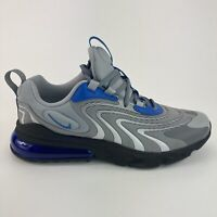 Nike Air Max 270 React ENG Size 6Y Women's Size 7.5 NEW Gray Blue Athletic Shoes