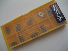 10 x APMT1135PDER-M2 VP15TF MITSUBISHI APMT SOLID CARBIDE MILLING INSERTS  #171