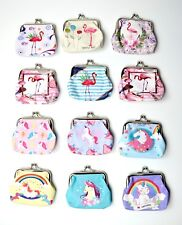 Cheapest Children Kids Ladies Small Coin Bag Card Purse Small Make Up UK Fast