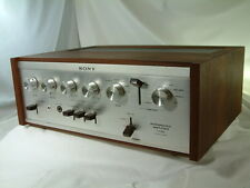VINTAGE SONY TA-1120A HI-FI STEREO INTEGRATED AMPLIFIER AMP
