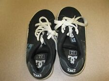 DC Shoe Co. USA black with blue & Black Logo size 1