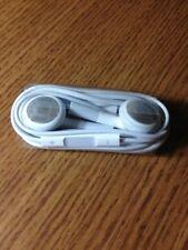 New Genuine Apple Iphone 3 3GS 4 4S Earphones Headset Mic Volume Control