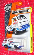 Matchbox MBX Construction '66 Dodge A100 #39  DJV81-2B10