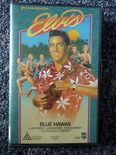 BLUE HAWAII Elvis Presley Rare 1986 Original OOP CBS/FOX VHS Video Joan Blackman