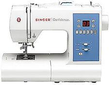 SINGER Computer Nähmaschine Confidence 7465