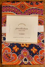 NEW Pottery Barn Jess Silk STANDARD Sham