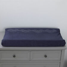NoJo Teepee Navy Changing Pad Cover