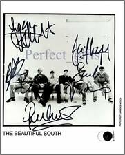 THE BEAUTIFUL SOUTH SIGNED / AUTOGRAPHED PHOTO PP #44