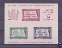 NATIONS UNIES 1955 BF1 NEUF xx TTB RARE .