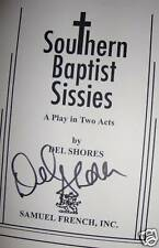 SOUTHERN BAPTIST SISSIES - SHORES' AUTOGRAPHED PLAY