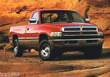 BIG 1994 Dodge RAM PICKUP TRUCK Brochure/Catalog; ST,T,SLT,1500,2500,LARAMIE,