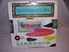 George Liberace Yesterday's Hits Today's Classics Tomorrow's Hi Fi LP12 / 100 G+