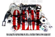 4L60E/4L65E VALVE BODY 96-02 REBUILT OEM! CHEVY K1500