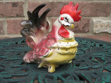ROOSTER STATUE FIGURINE POTPOURRI  AIR REFRESHER HOME FARM Country
