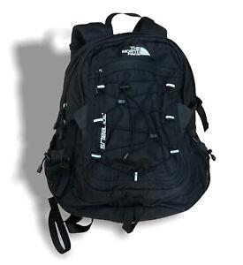 The North Face Borealis Backpack / Bag Travel Laptop / Black VGC