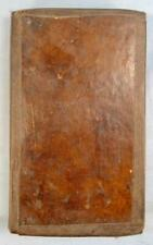 American Physician And Family Assistant Antique Book 1832 Elias Smith (O) AS IS