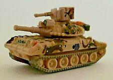 """1980's / 90's Micro Machine M-551 Sheridan Tank in Desert Camouflage 1.75"""""""