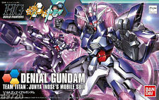 Bandai gundam HG 1/144 HGBF Denial Gundam Model kit(Build Fighters) 196708