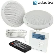PARED USB SD BLUETOOTH AMPLIFICADOR CON RADIO FM 5.1x16.5cm Altavoz de techo Kit