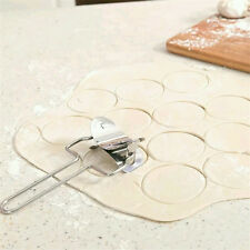 New Stainless Steel Dumpling Wrapper Mould Dough Pie Ravioli Maker Pastry Cutter