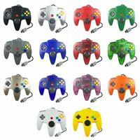 N64 Controller for Nintendo 64 System Gamepad - Jungle Green Gray Black Atomic