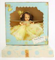 Vtg NANCY ANN STORYBOOK DOLLS - TUESDAYS CHILD IS FULL OF GRACE #181 - In Box