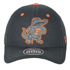 NCAA Original Zephyr Florida Gators Black Curved Bill Fitted Size Hat Cap