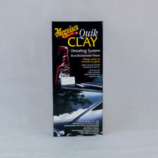 Meguiars Quick Clay Starter Kit - 473ml Detailer and 80g Clay Bar