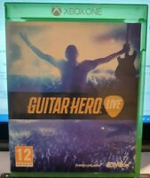 Guitar Hero Live (Game Only) Xbox One **FREE UK POSTAGE!!**