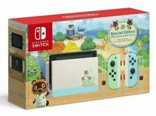 Nintendo Switch Animal Crossing New Horizons Edition 32GB Console