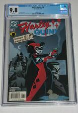 Harley Quinn 26 CGC 9.8 1st Series 2001 The Joker DC Comics