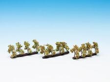 Noch 21537 N Gauge / Z Plantation Trees with Apples # NEW ORIGINAL PACKAGING #