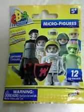 CB Character Collectable Constructable Building Micro Figures Series 1 Ages 5+