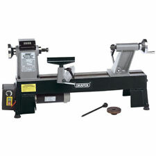 Draper 60989 550W 230V Compact Digital Variable Speed Wood Lathe