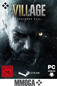 Resident Evil Village - PC Game Code - STEAM Digital Key NEU Action [DE] [EU]