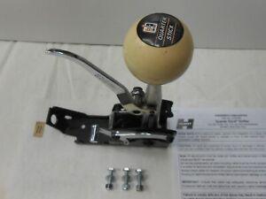 Hurst 3160006 3 SP GM 350 400 Automatic Aluminum Quarter Stick Race Shifter #2