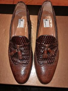 Russell bromley Moreschi Shoes Size 9.5 Brown